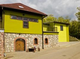 Penzion Vinařství Hanuš, Blučina