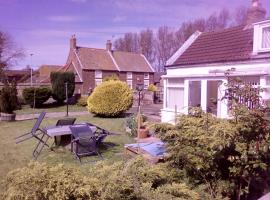 Fisherman's cottage, Barmston
