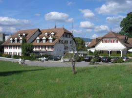 Hotel Restaurant Schlössli, Ipsach