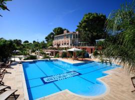 Hotel Park Novecento Resort, オストゥーニ