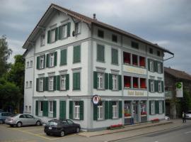 Hotel Bahnhof, Huttwil