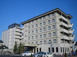 Hotel Route-Inn Yuki, Yuki