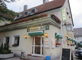 Haunstetter Hof, Augsburg