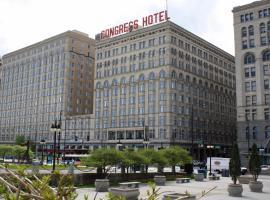 Congress Plaza Hotel, Chicago