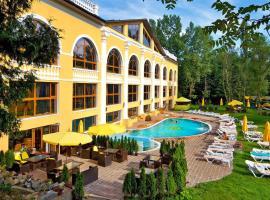 Royal Hotel and SPA Resorts Geneva, Truskavets