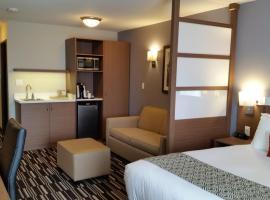Microtel Inn & Suites by Wyndham Bonnyville, Bonnyville