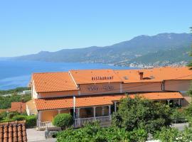 Hotel Villa Mira, Kastav