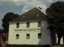 Gasthof zum weissen Ross, Groschlattengrün