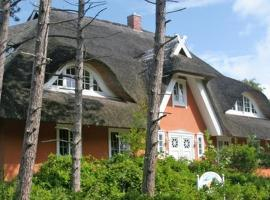 Haus Strandgut, Ahrenshoop