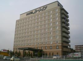 Hotel Route-Inn Kumamoto Oozu Ekimae, Ozu