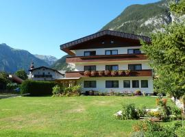 Gästehaus Frischhut, Nassereith