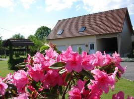 Chambres d'Hôtes entre Seine et Jardin, La Mailleraye-sur-Seine