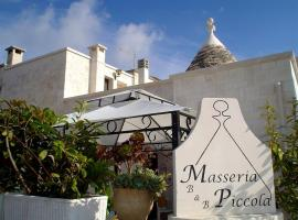 B&B Masseria Piccola, Cisternino