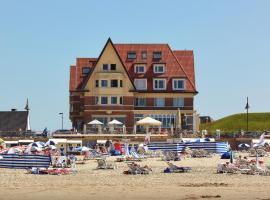 Beach Hotel - Auberge des Rois, De Haan