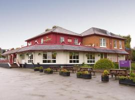 Premier Inn Northwich South, Northwich