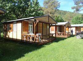 Camping Pirinenc, Campdevánol
