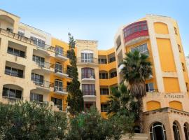 Il Palazzin Hotel, Bahía de San Pablo