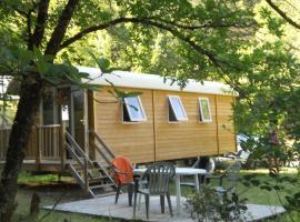 Camping Beldoire, Les Vignes