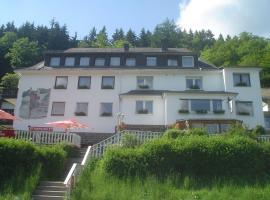 Hotel Haus am Steinschab, Hallenberg