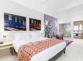 Palais Saleya Apartment & Suite