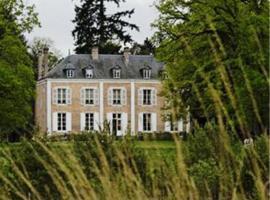 , Chaumont-sur-Tharonne