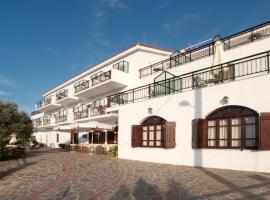 Ikaros Star Hotel, Gialiskari