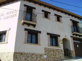 Casa Rural La Lumbre, Enguídanos