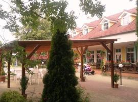 Penzion Oáza, Štětí