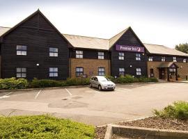 Premier Inn Farnborough West - Southwood, Farnborough