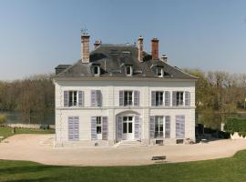 La Grande Maison, Seine-Port