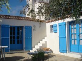 Le Buzet Bleu Bed & Breakfast, Noirmoutier-en-l'lle