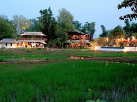 The Puka Boutique Resort, San Kamphaeng