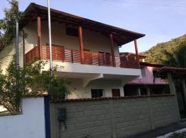 Casa na Prainha de Mambucaba, Paraty