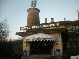 Hotel Castillo, Olaberría