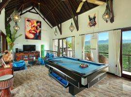Hillside Eden Jungle Estate, Payangan