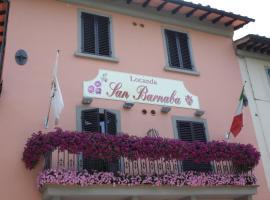 Locanda San Barnaba, Scarperia