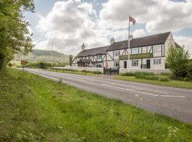 The Plume of Feathers, Much Wenlock