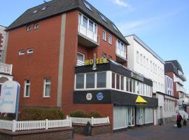Hotel Königbauer, Borkum