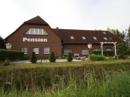 Pension vorm Darß, Hiršburgas