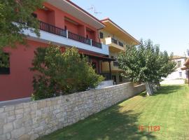Nikos Apartments, Áfitos