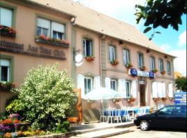 Aux Deux Clefs, Petersbach