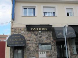 Hostal El Gaitero, Arroyomolinos