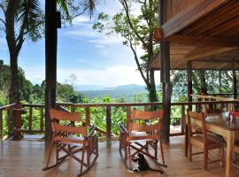 Samasati Retreat and Rainforest Sanctuary, Puerto Viejo