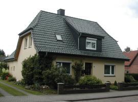 Karin Holsten, Neuenkirchen