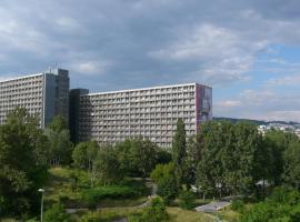 Vysokoškolské mesto Ľudovíta Štúra, Pozsony