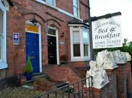 Holland House Bed & Breakfast, Worcester