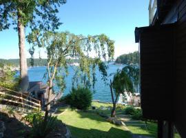 Sweet Escape & Summer Dream, Friday Harbor