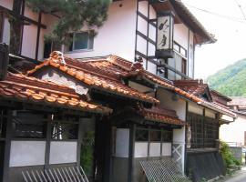 Noren Yado Meigetsu, Tsuwano
