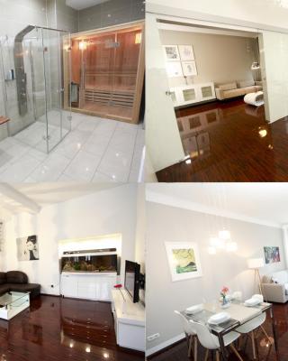 Central Sauna & Loft Apartments