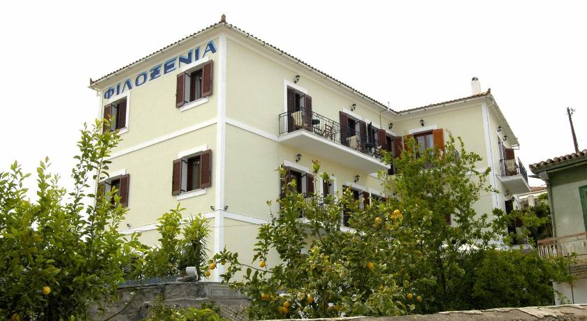 Filoxenia Studios, Hotel, Georgiou Fourla & Levanti, Galaxidi, 33052, Greece
